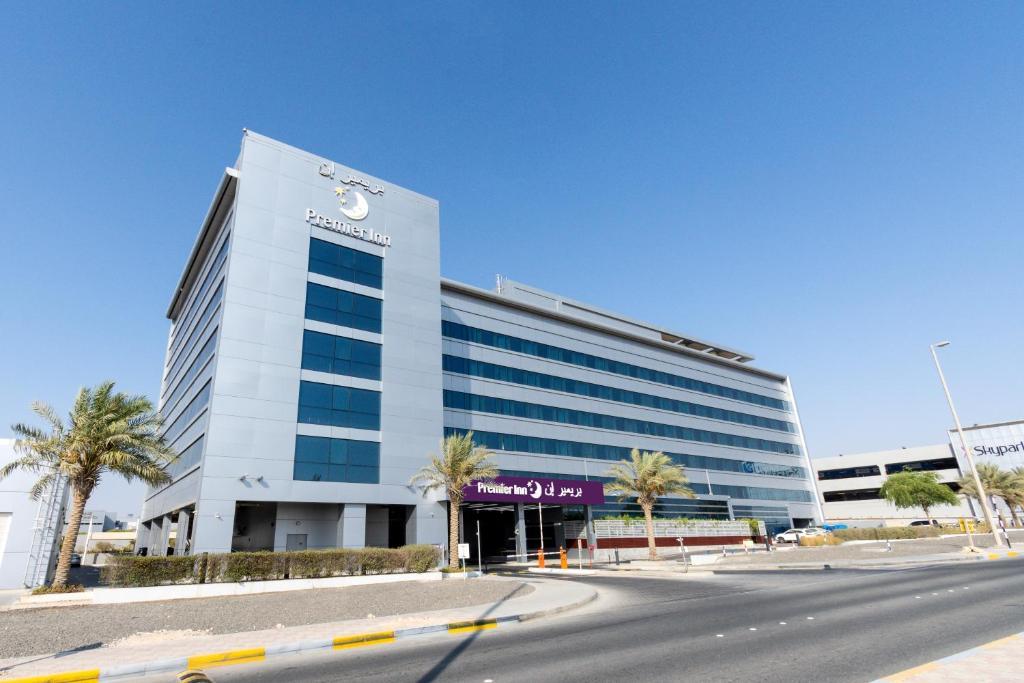 Premier Inn Abu Dhabi International Airport, Абу-Даби, ОАЭ