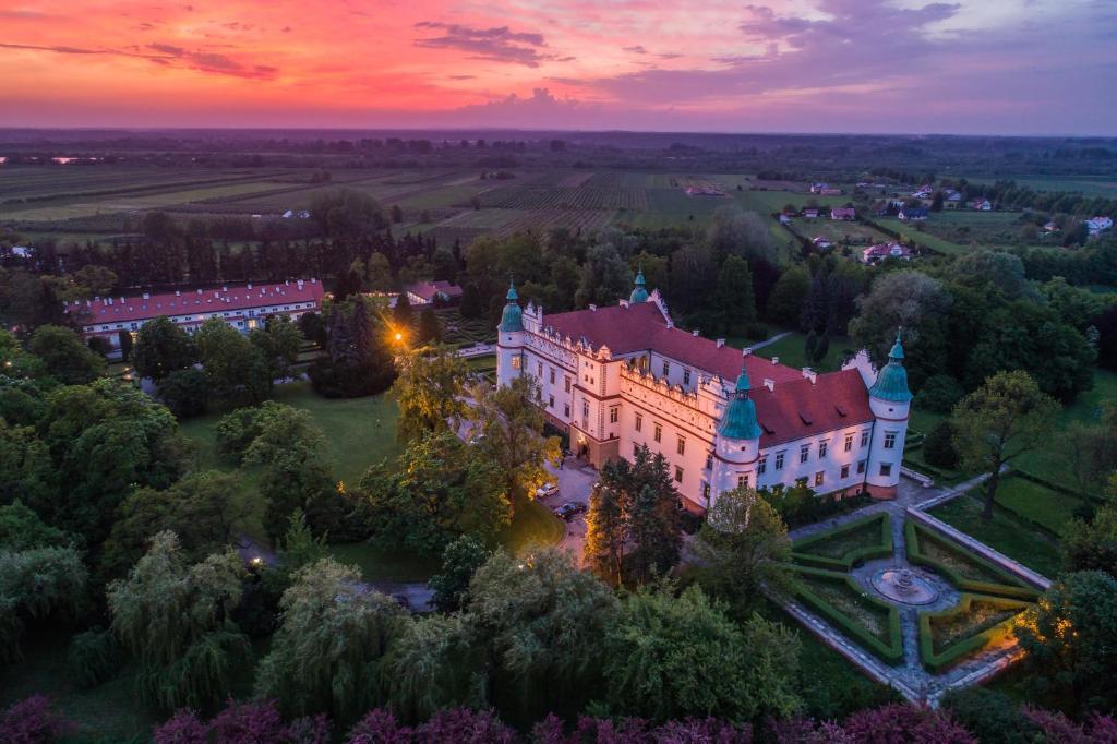 Zamek w Baranowie Sandomierskim, Баранув-Сандомерский, Польша