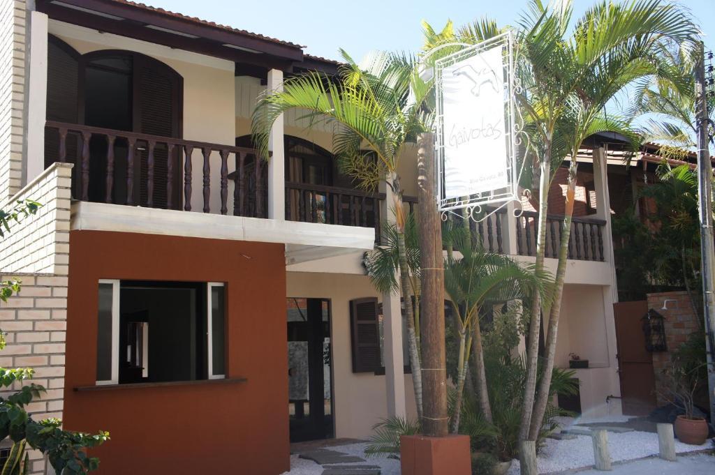 Гостевой дом Pousada das Gaivotas, Бомбиньяс