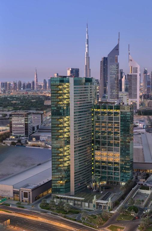 Jumeirah Living World Trade Centre Residence, Suites and Hotel Apartments, Дубай, ОАЭ