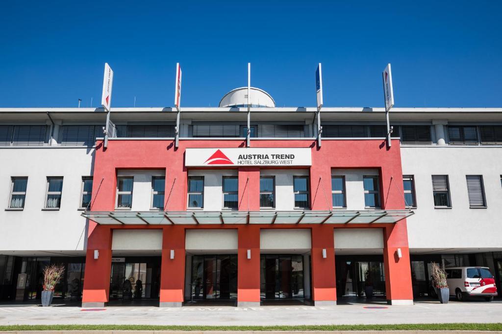Austria Trend Hotel Salzburg West, Зальцбург, Австрия