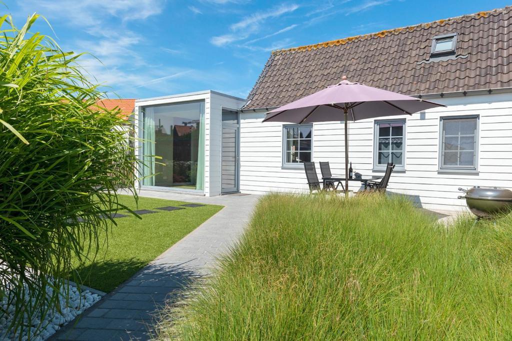 Holiday Home Garnaalhuisje, Остдёйнкерке, Бельгия