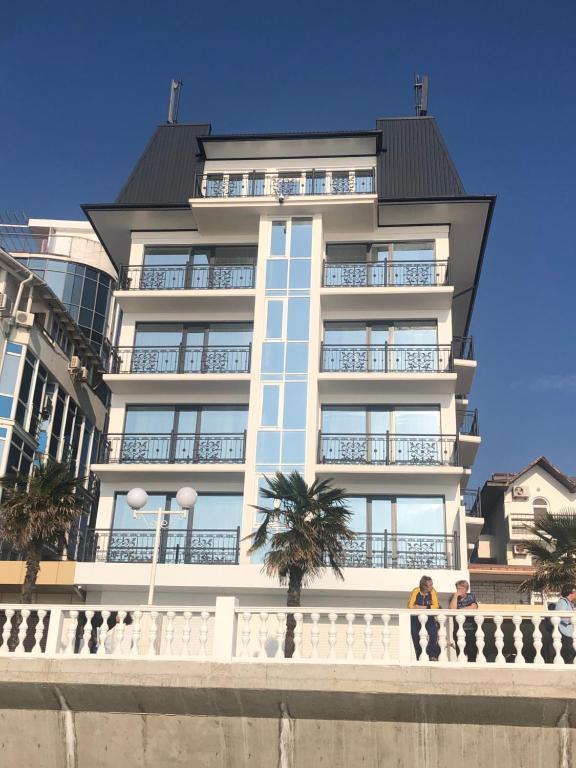 Отель Best, Лазаревское