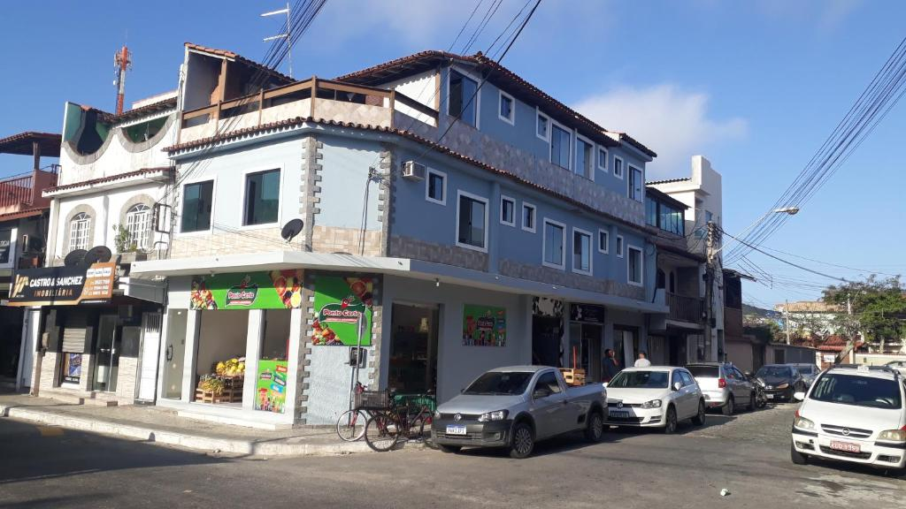Гостевой дом Suítes Caminho da Praia, Арраял-ду-Кабу