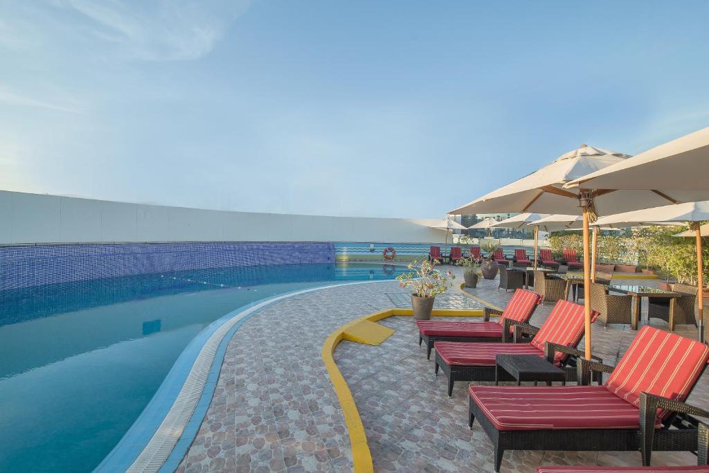 Holiday Inn Bur Dubai - Embassy District, Дубай, ОАЭ