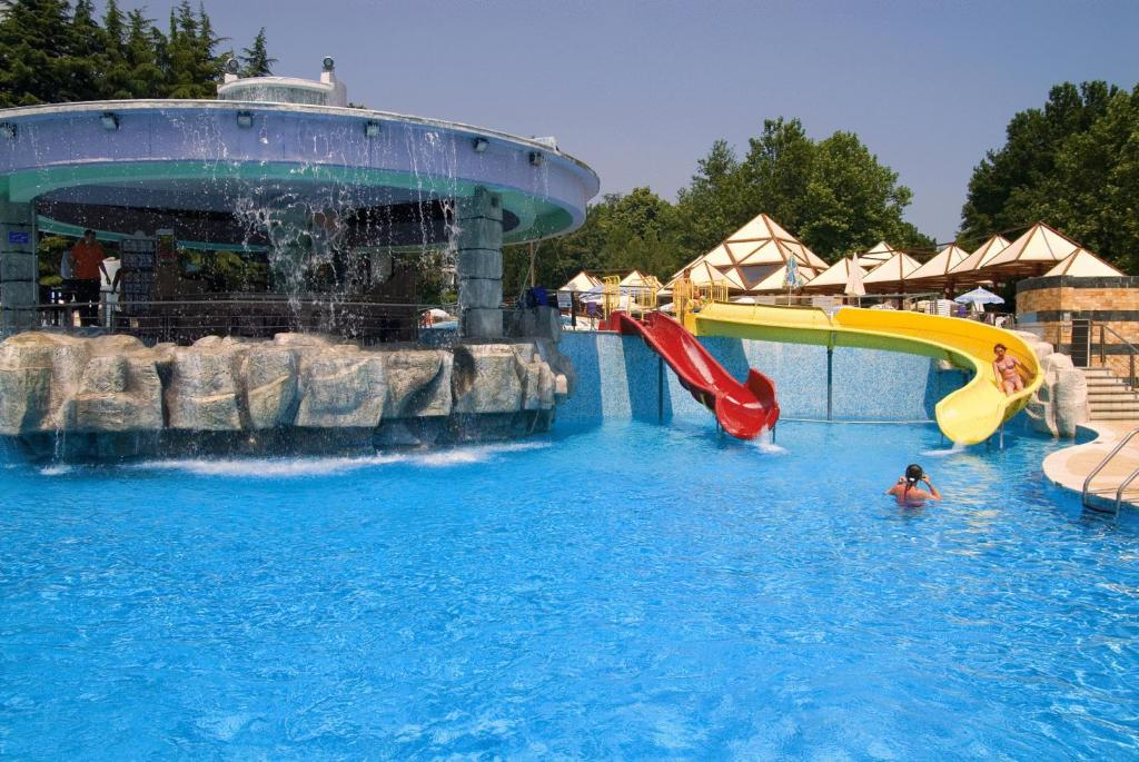 Hotel Magnolia All Inclusive, Албена, Болгария