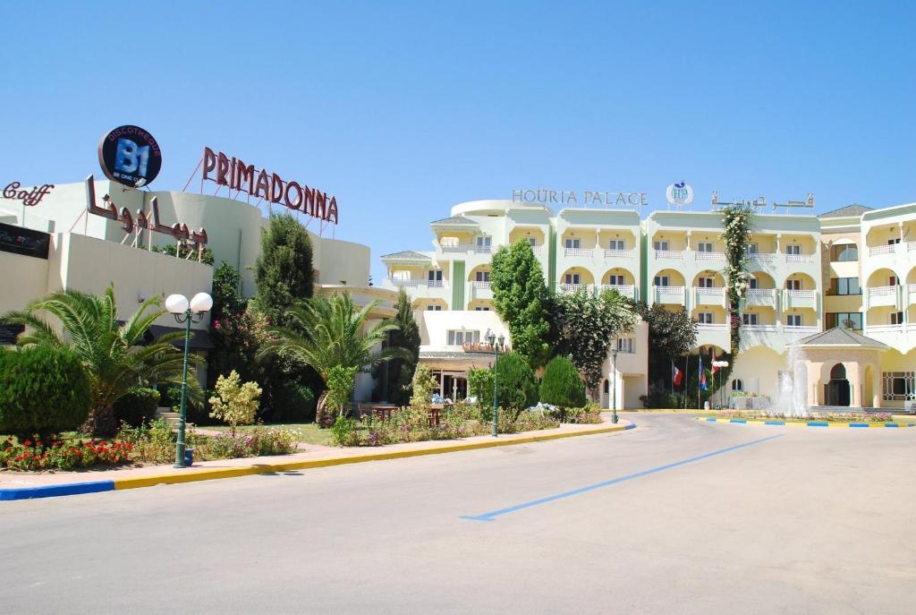 Отель Houria Palace, Сус