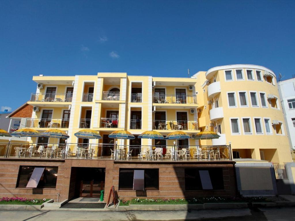 Отель Константинополь, Витязево