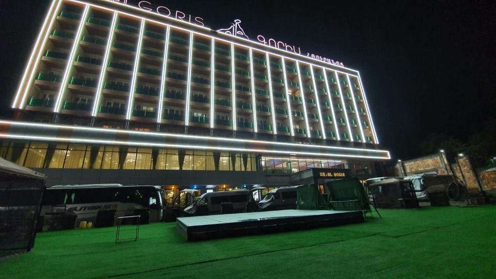 Отель Горис, Горис