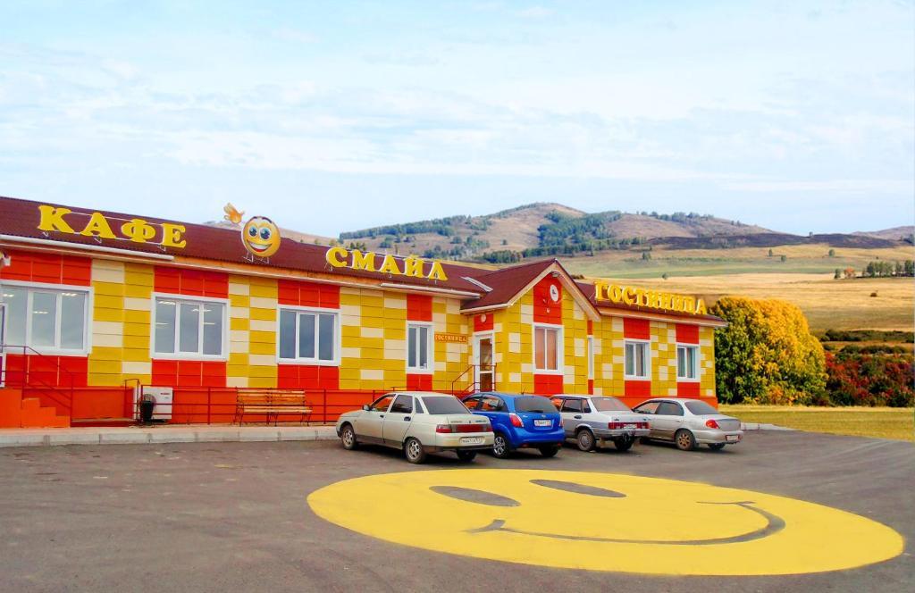 Отель Смайл, Абзаково