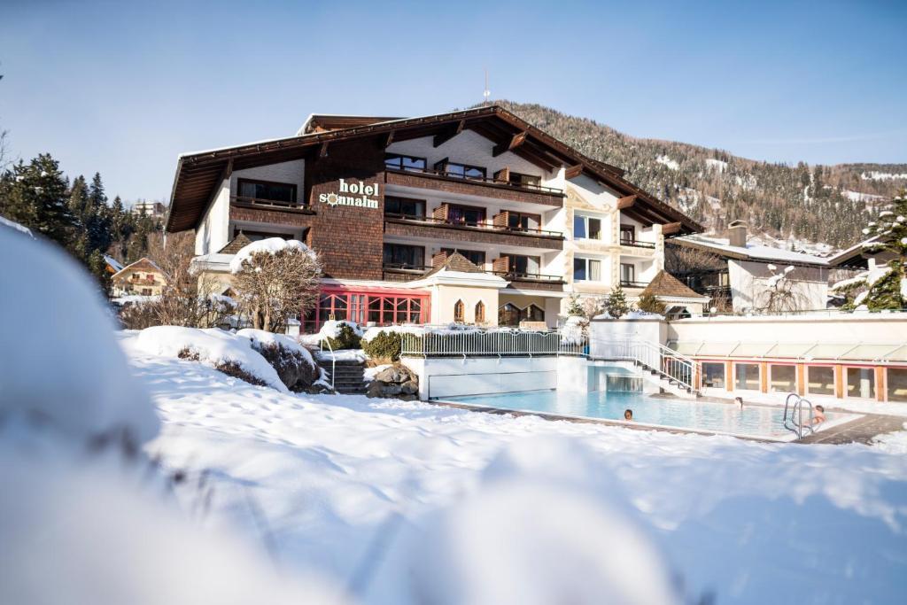 Hotel Sonnalm, Бад-Клайнкирхайм, Австрия