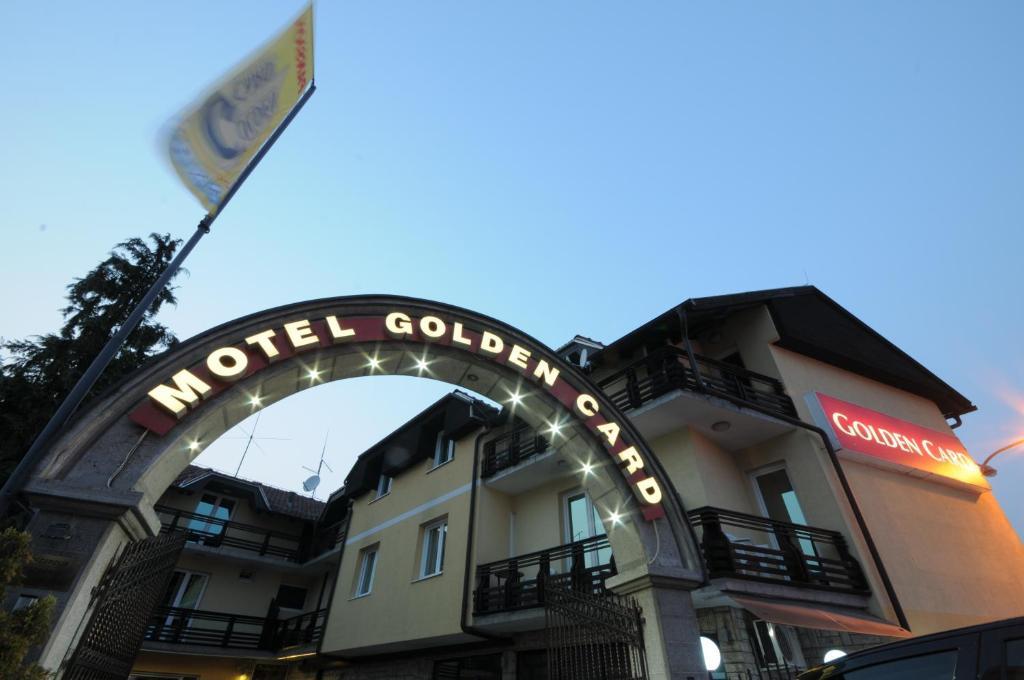 Golden Card Motel, Баня-Лука, Босния и Герцеговина
