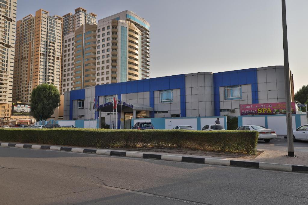 Waves Hotel, Аджман, ОАЭ