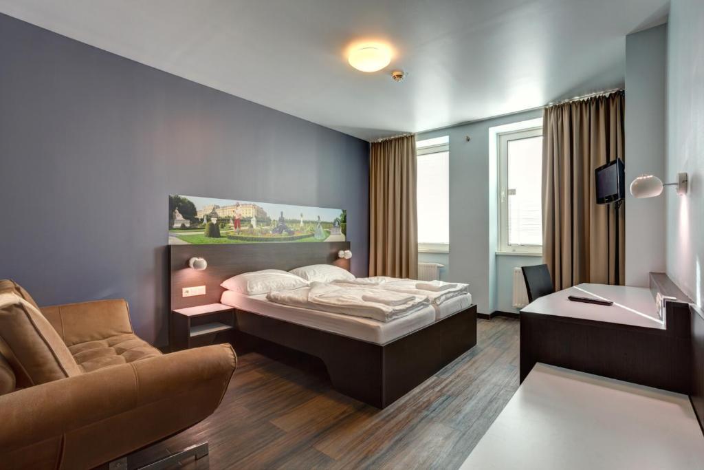 MEININGER Hotel Wien Downtown Sissi, Вена, Австрия