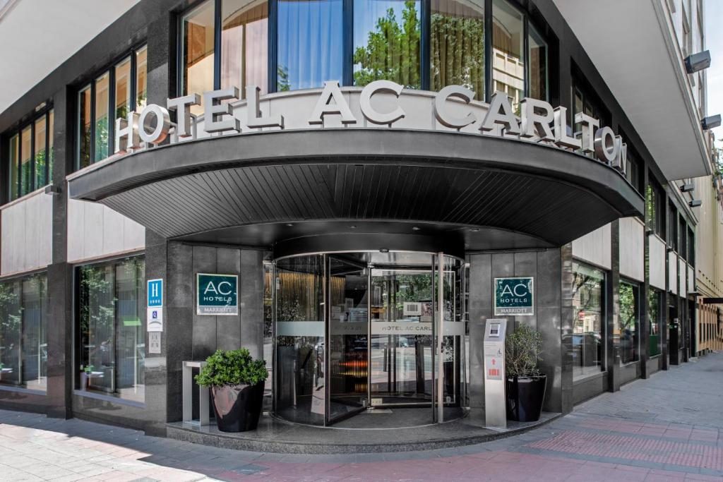 AC Hotel Carlton Madrid, a Marriott Lifestyle Hotel, Мадрид