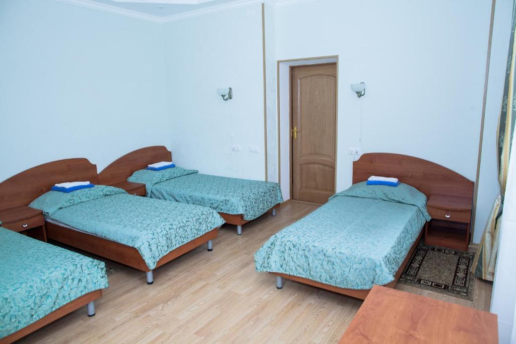 Отель ДОСААФ на Волоколамском Шоссе, Москва