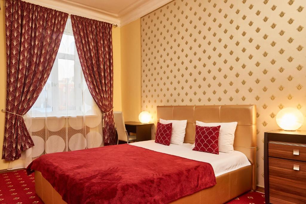 Отель Сад, Москва