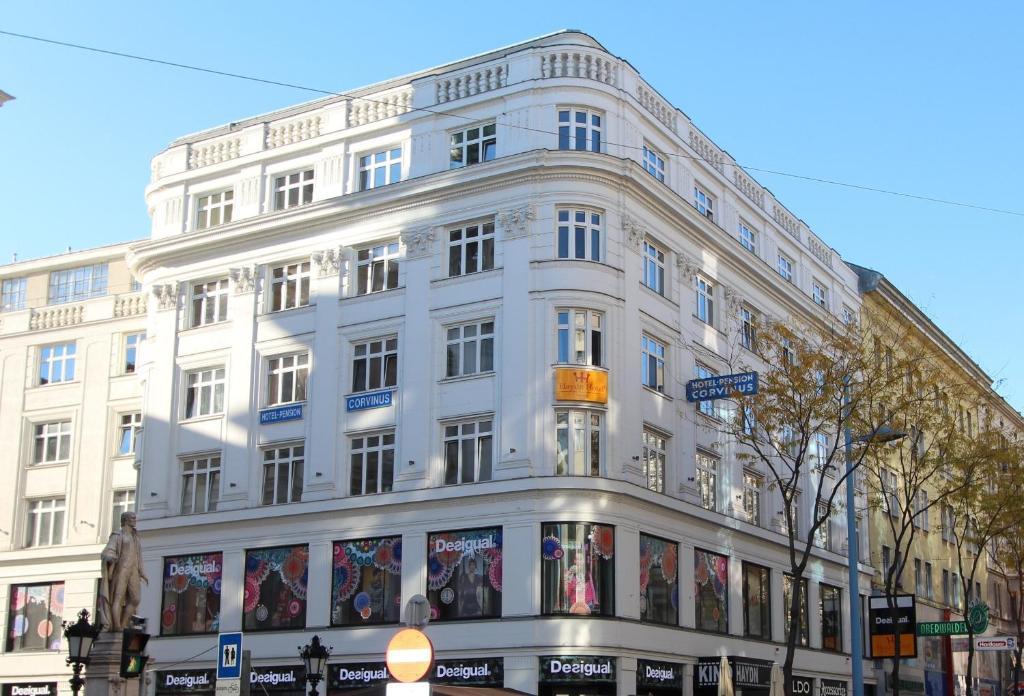 Hotel Corvinus, Вена, Австрия