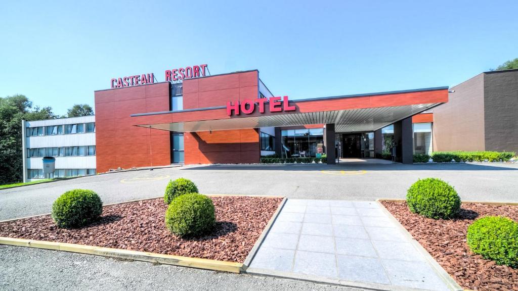 Hotel & Aparthotel Casteau Resort Mons, Монс, Бельгия