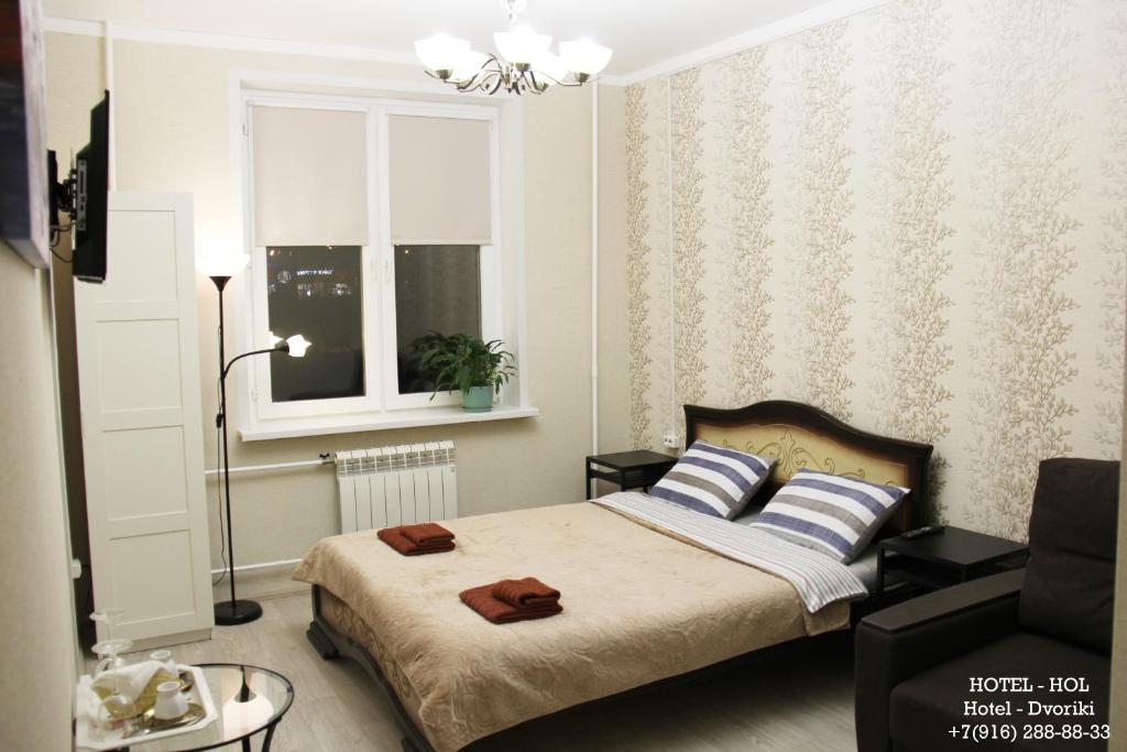 Отель Дворики, Захарьино