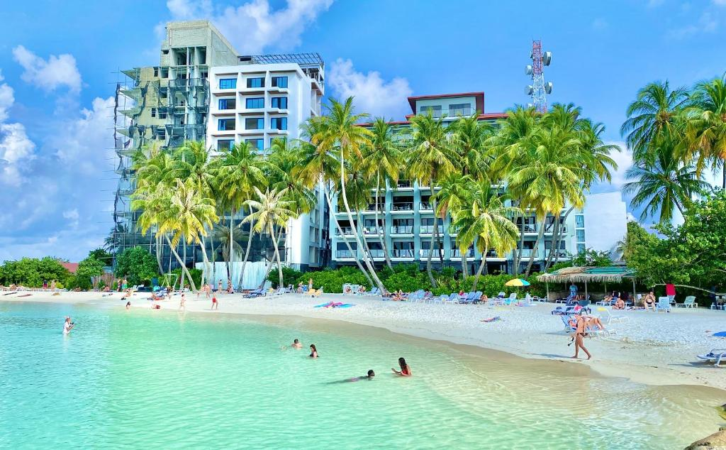 Kaani Grand Seaview, Маафуши, Мальдивы