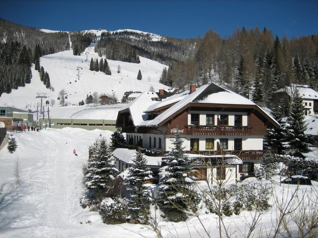 Appartements Oswaldeck, Бад-Клайнкирхайм, Австрия
