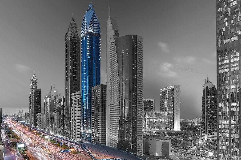Rose Rayhaan by Rotana - Dubai, Дубай, ОАЭ