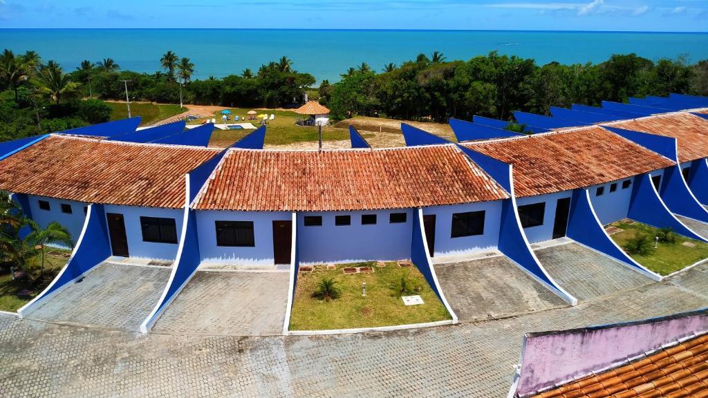 Гостевой дом Pousada das Falésias, Праду