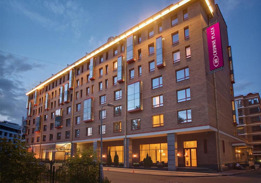 Отель Crowne Plaza Moscow Tretyakovskaya