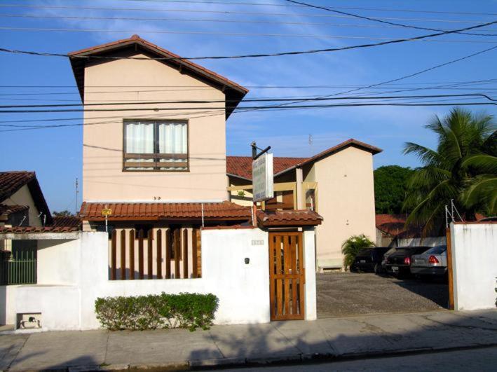 Гостевой дом Pousada Morada de Minas, Карагуататуба