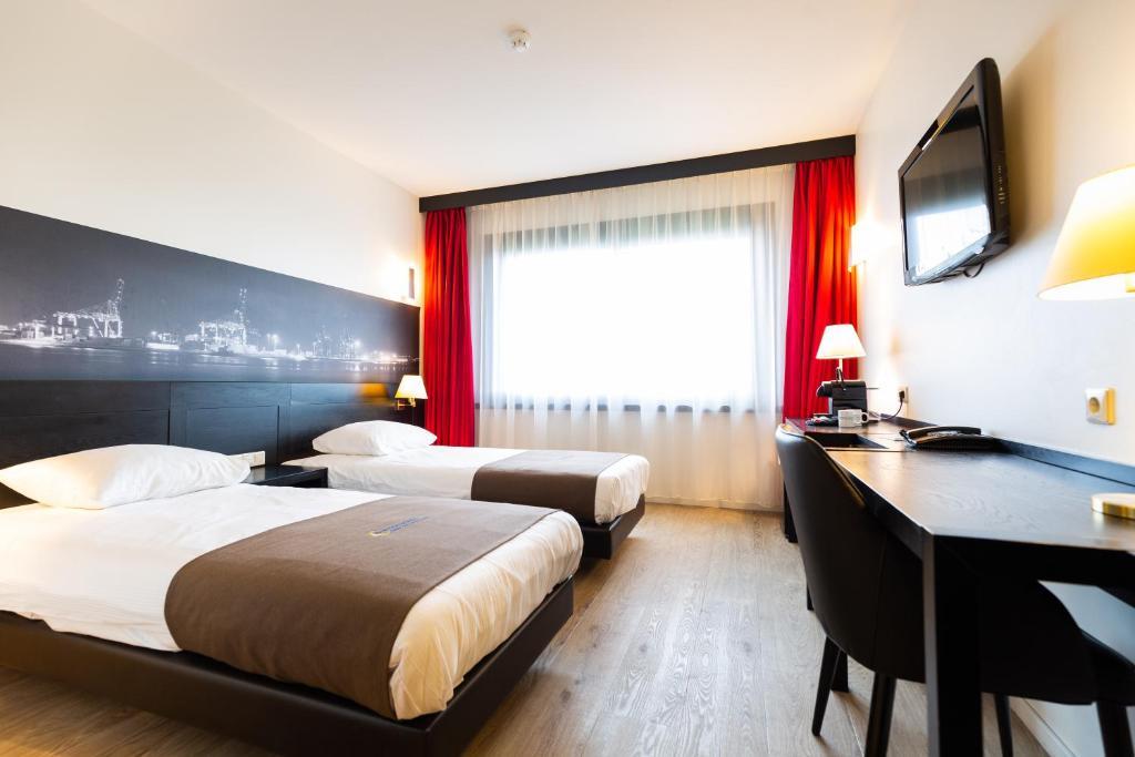 Bastion Hotel Vlaardingen, Роттердам, Нидерланды