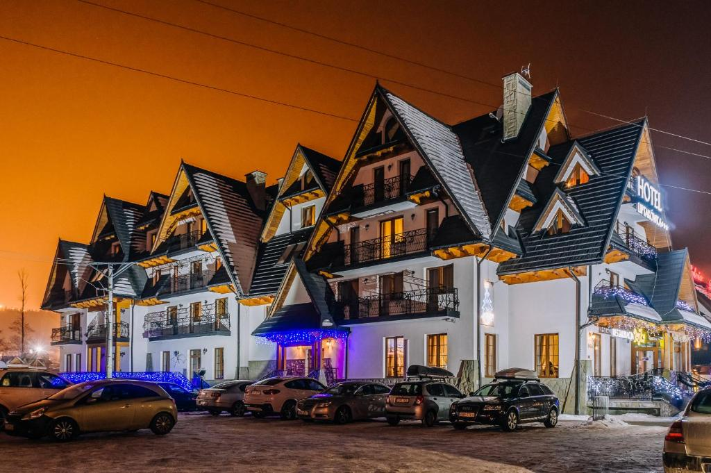 Hotel Liptakówka, Бялка, Польша