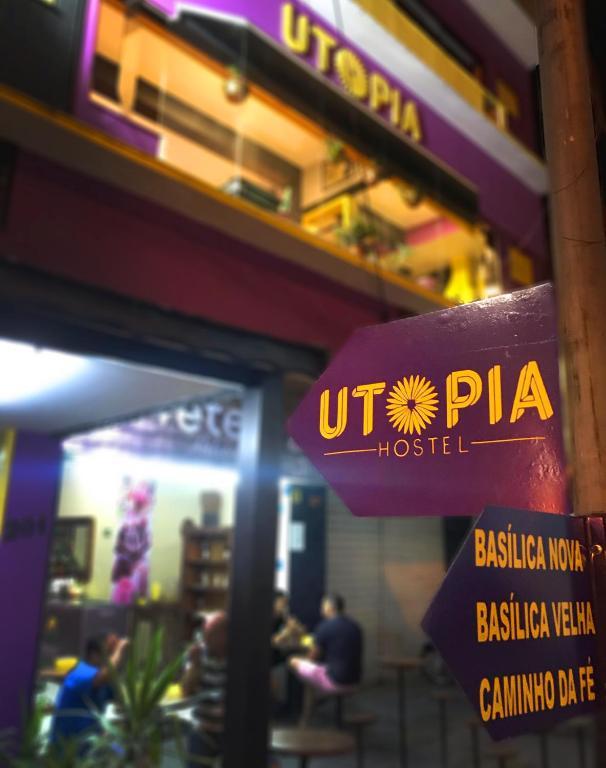 Хостел Utopia Hostel, Апаресида