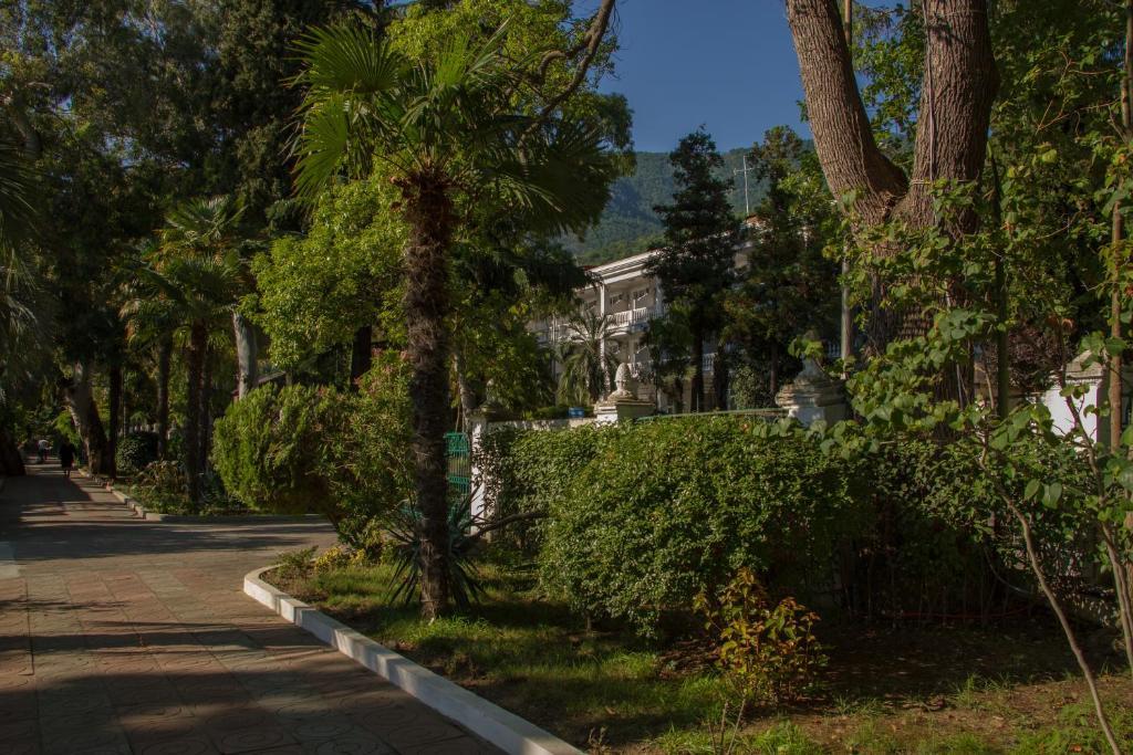 Курортный отель Мидель Гагра