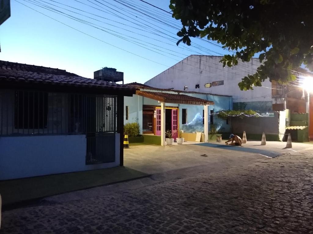 Гостевой дом Pousada Vila do Porto, Порту-Сегуру