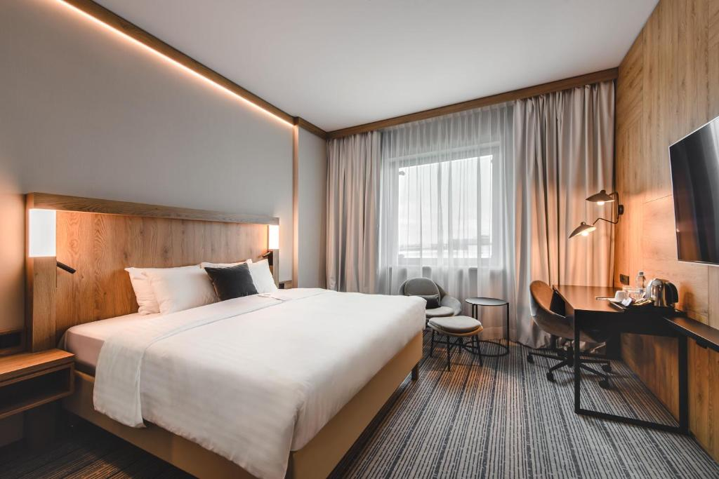 Courtyard by Marriott Warsaw Airport, Варшава, Польша