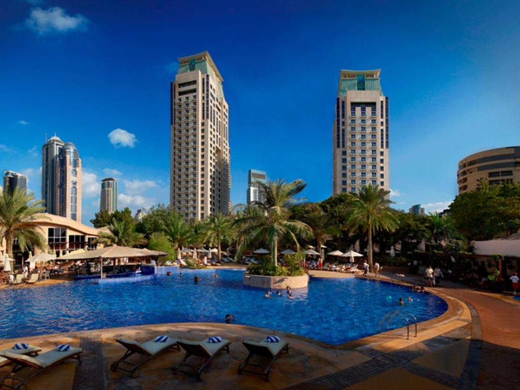 Habtoor Grand Resort, Autograph Collection, Дубай, ОАЭ