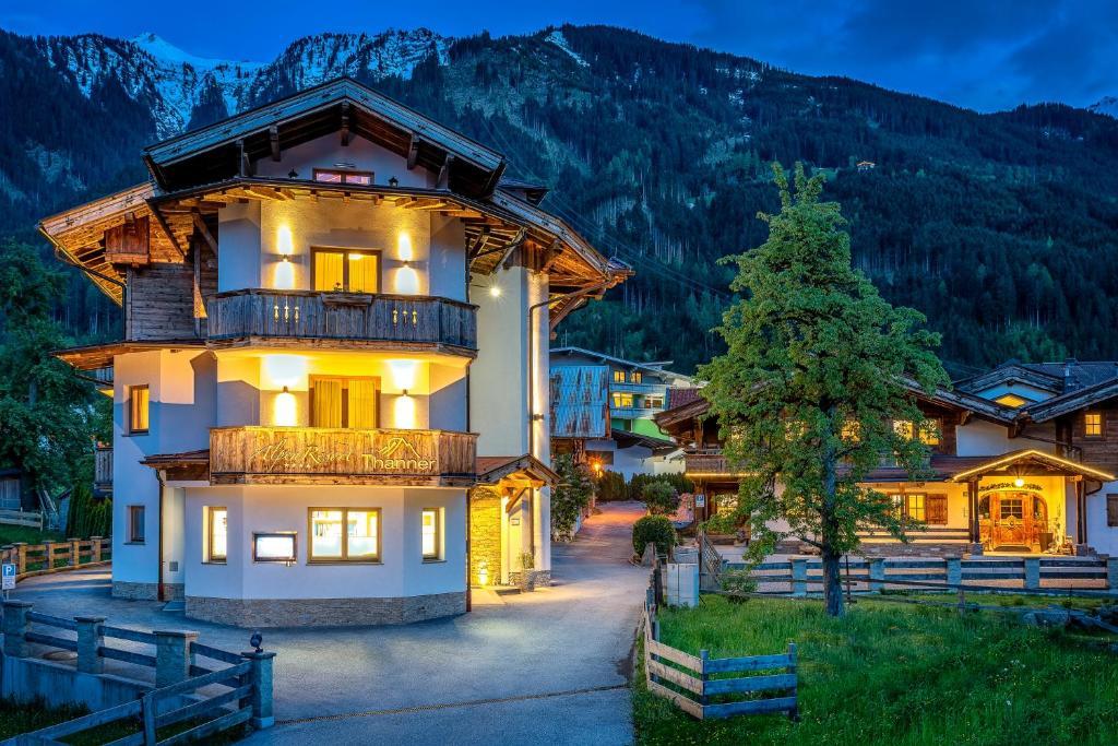 Alpenresort Thanner, Майрхофен, Австрия