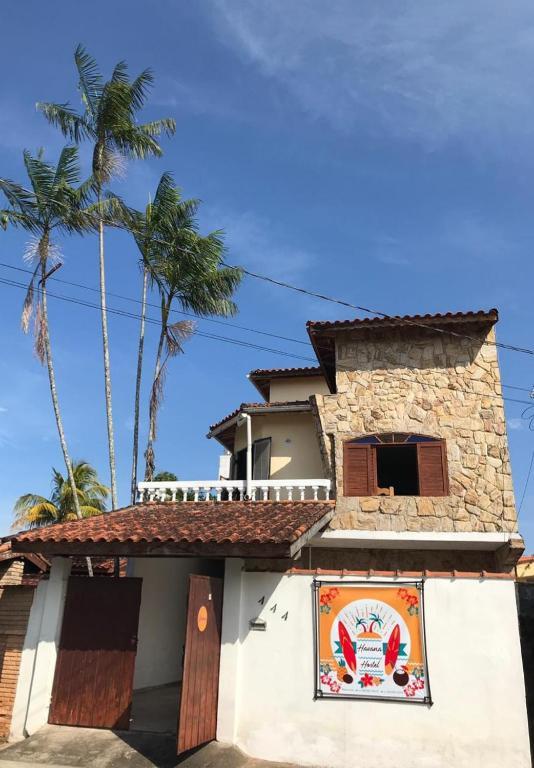 Хостел Casa Havana Hostel, Карагуататуба