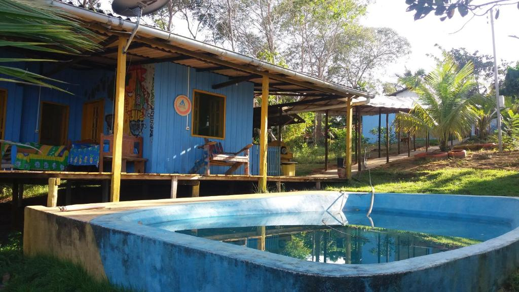 Хостел Amazon Eco Hostel, Ирандуба