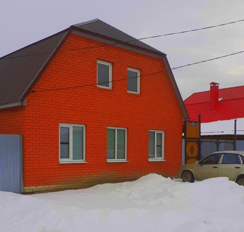 Большой дом с баней, Хвалынск