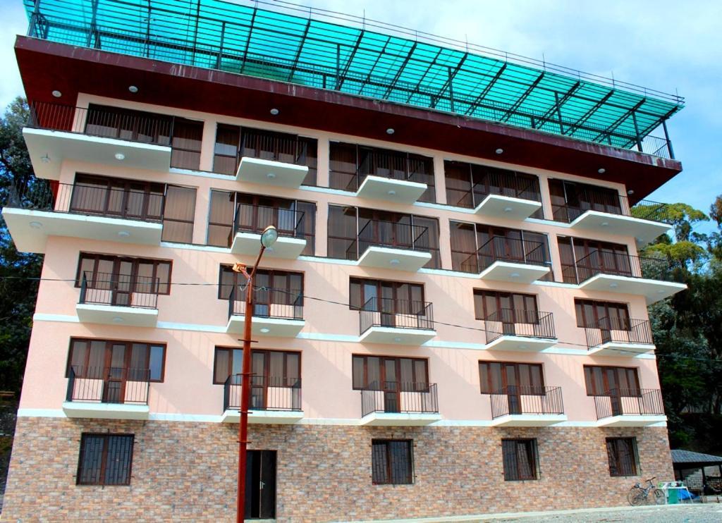 Загородный отель Эвкалиптовая роща