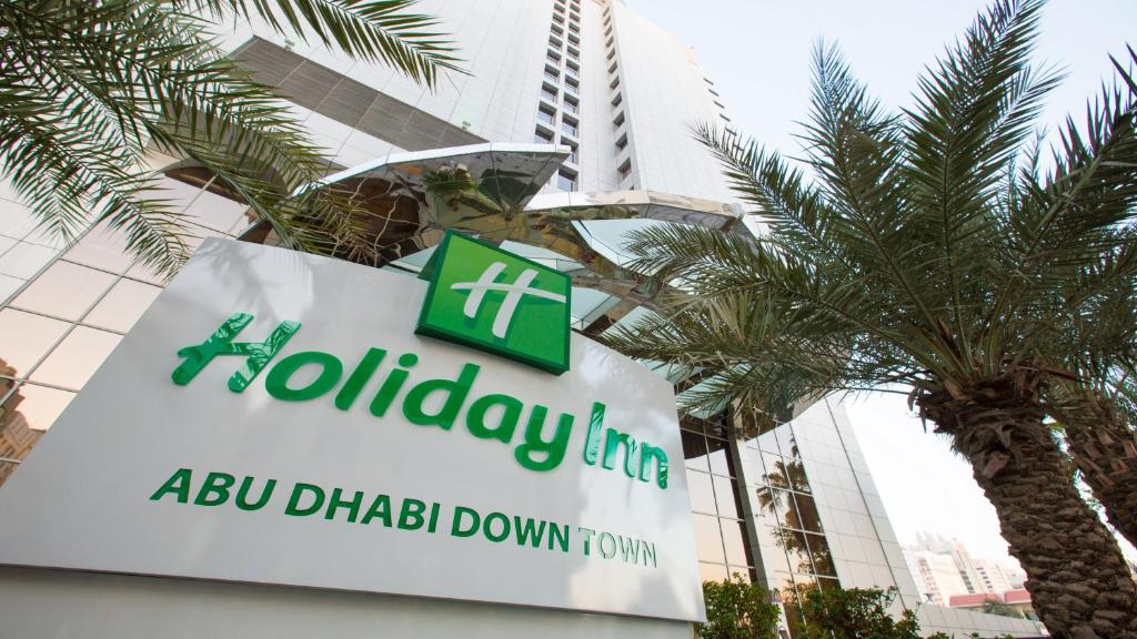 Holiday Inn Abu Dhabi Downtown, Абу-Даби, ОАЭ