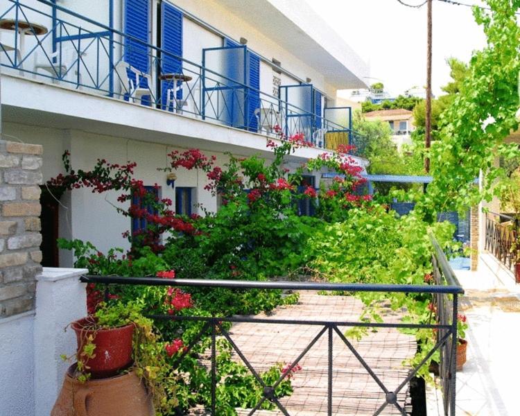 Гостевой дом Myrmidon Hotel, Агия-Марина
