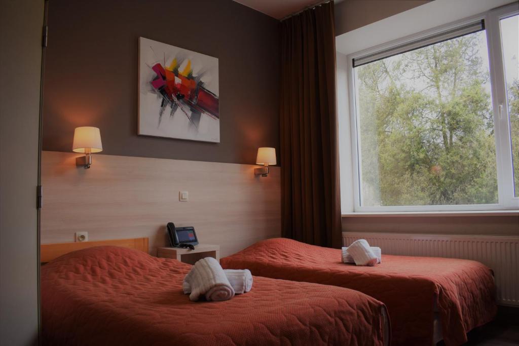 Hotel Het Leeuwenhof, Гент, Бельгия