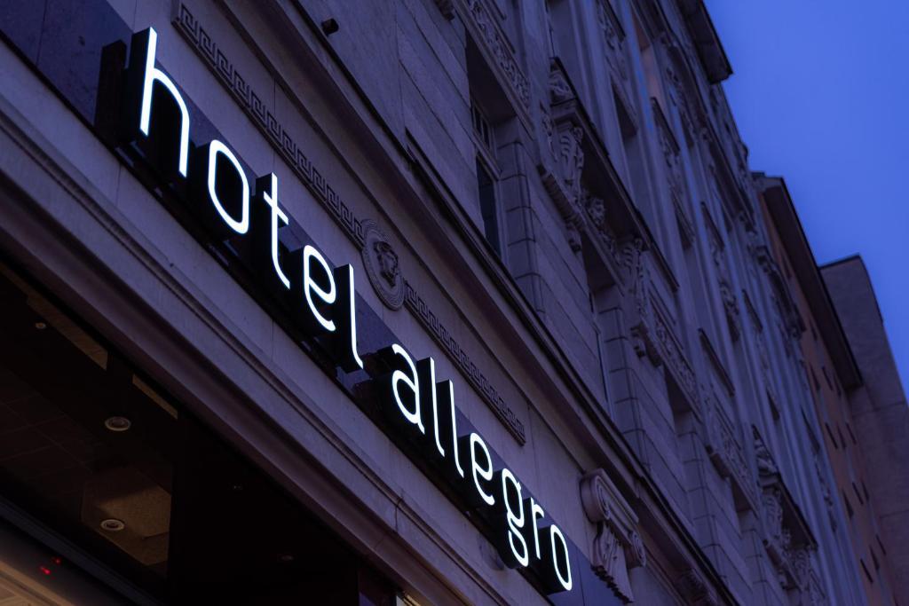 Hotel Allegro Wien, Вена, Австрия
