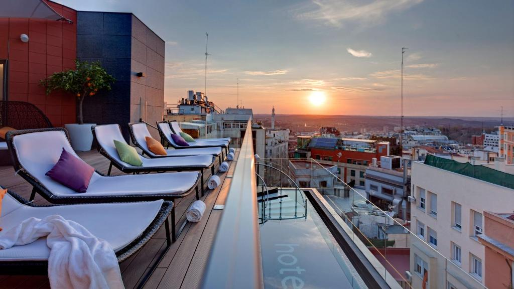 Hotel Indigo Madrid - Gran Via, Мадрид