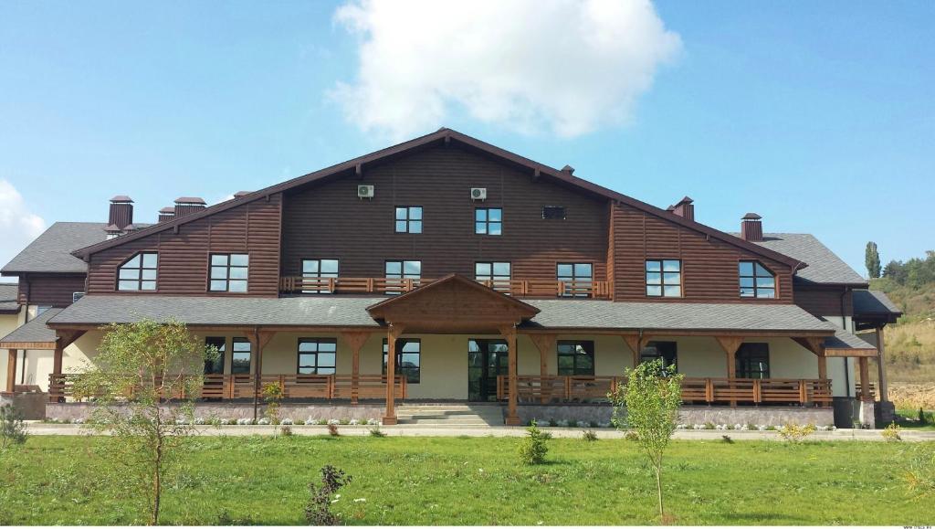 Гостиница Альпика, Белгород