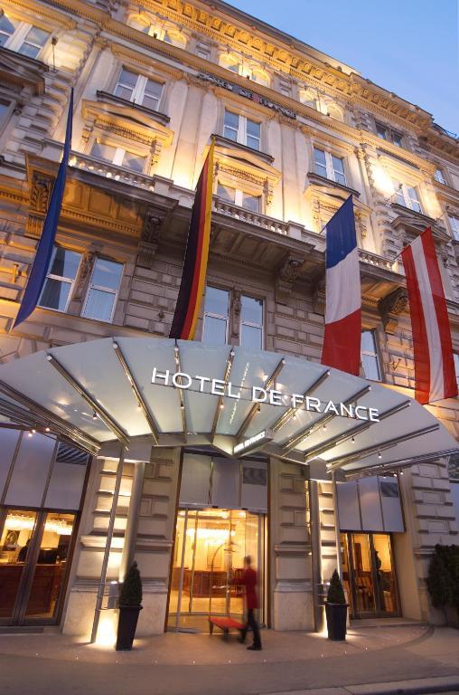 Hotel de France Wien, Вена, Австрия