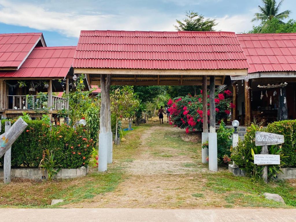 Курортный отель Nadia Resort, Кох-Юм
